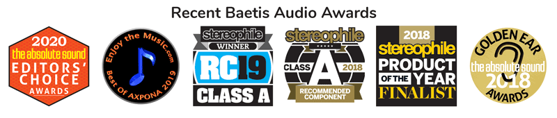 baetis audio awards