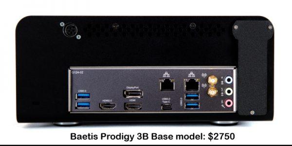 prodigy 3B base