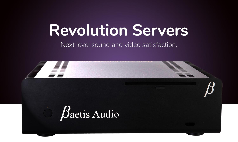revolution servers